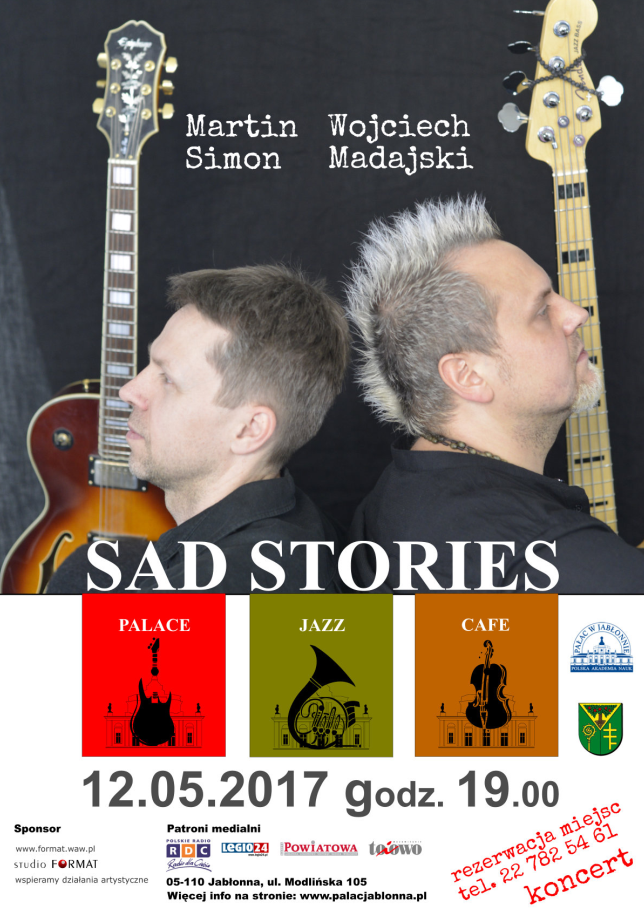 sad stories plakat