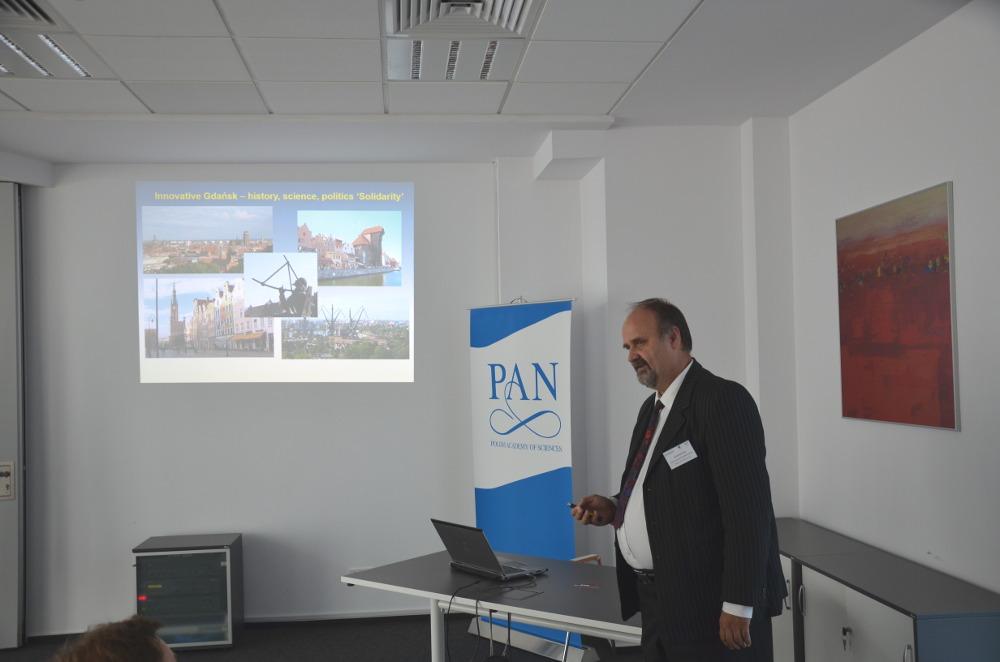 8. Prof. Adam Cenian Institute of Fluid Flow Machinery of the PAS