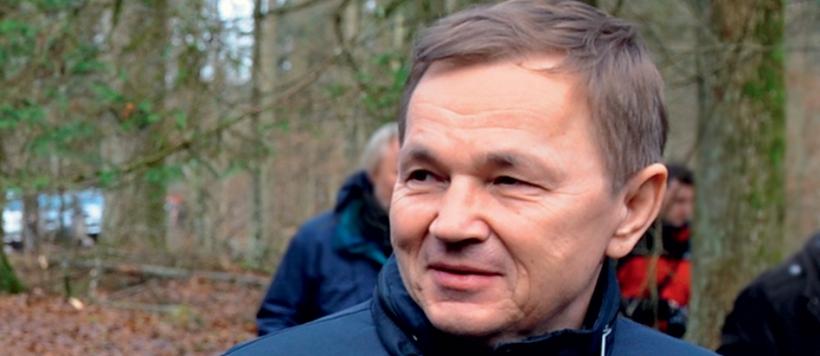 prof. Oleksyn